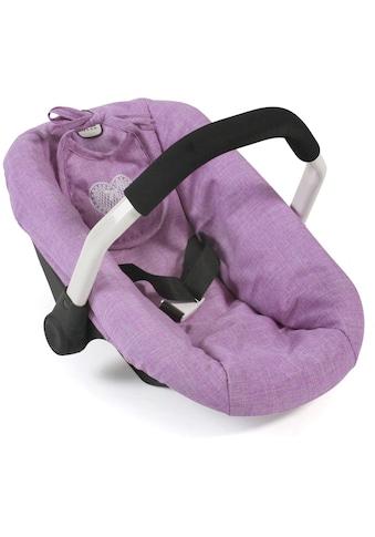 CHIC2000 Puppen Autositz »Flieder« kaufen