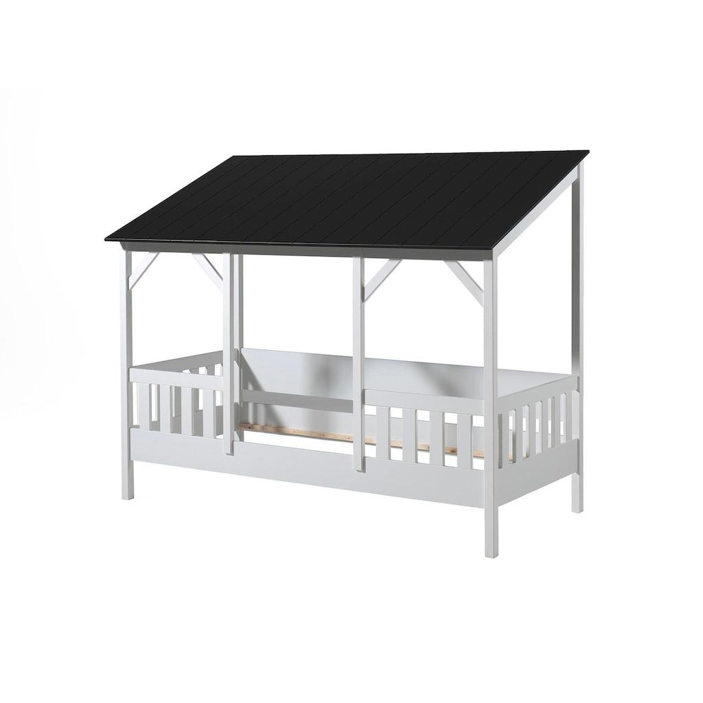 Vipack Hausbett, wahlweise mit Bettschublade