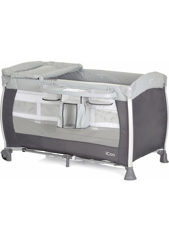 iCoo Baby - Reisebett, »Starlight Diamond Grey« kaufen