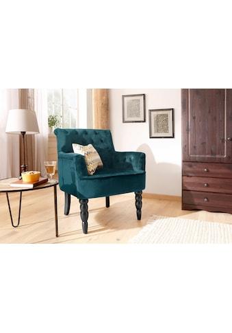 Home affaire Sessel »Alexia« kaufen