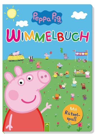Buch »Peppa Pig Wimmelbuch / DIVERSE« kaufen