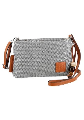 GERRY WEBER Bags Umhängetasche »happiness shoulderbag shz«, mit schönem Zieranhänger kaufen