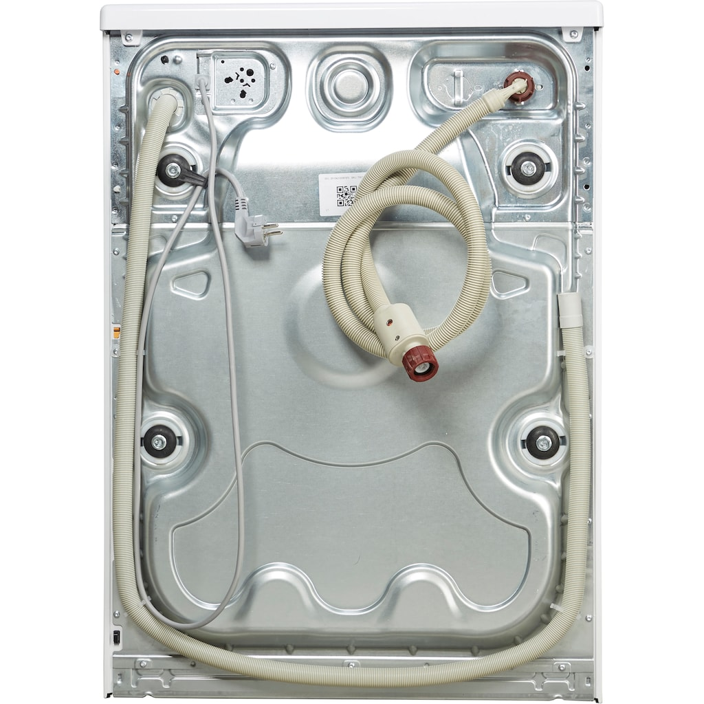 BEKO Waschmaschine »WMO81465STR1«, WMO81465STR1, 8 kg, 1400 U/min