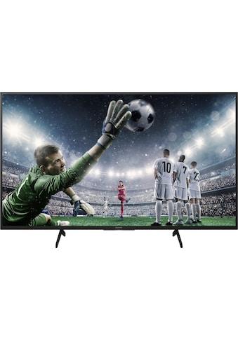 "Sony LED-Fernseher »KD-49XH8096 Bravia«, 123 cm/49 "", 4K Ultra HD, Android TV-Smart-TV kaufen"
