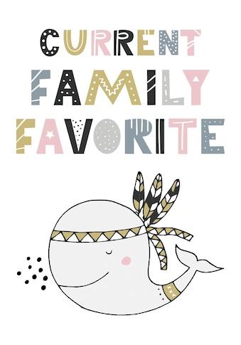 Lüttenhütt Leinwandbild »Family Favorite« kaufen