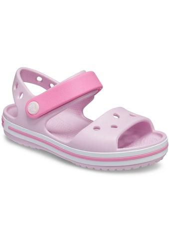 Crocs Sandale »Crocband«, mit praktischem Klettverschluss kaufen