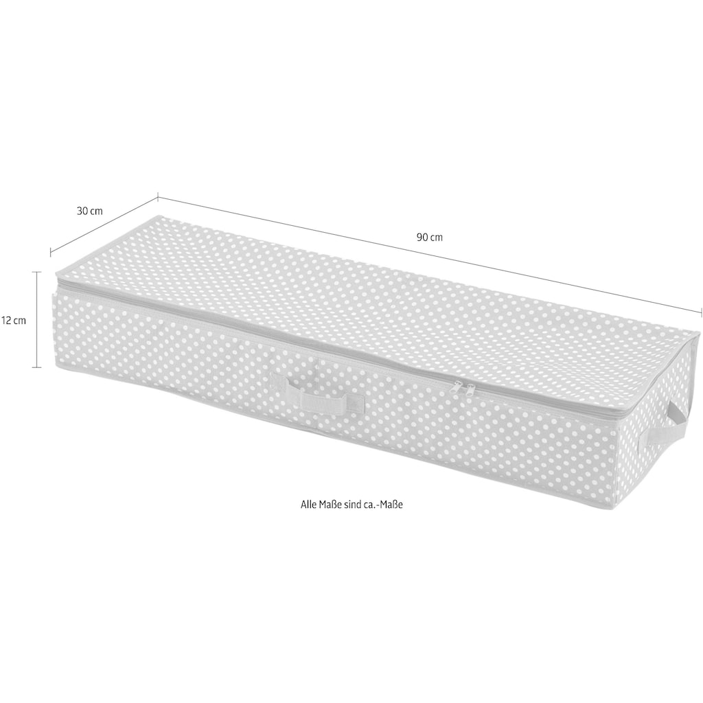 Zeller Present Aufbewahrungsbox, Polyester