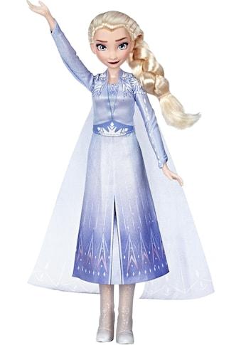 """Hasbro Anziehpuppe """"Die Eiskönigin II, Singende Elsa"""" kaufen"""