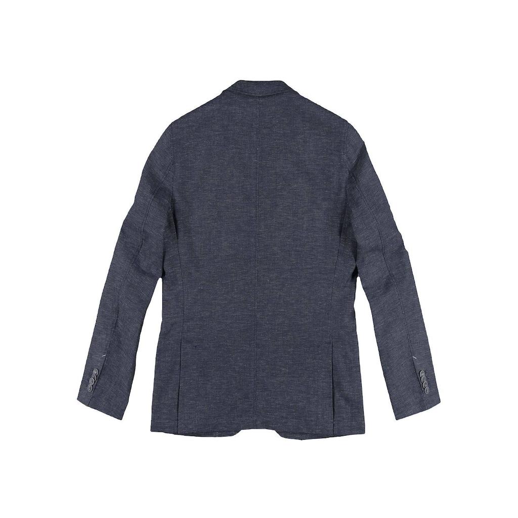 Engbers Sportives Sakko aus Baumwoll-Leinenmix