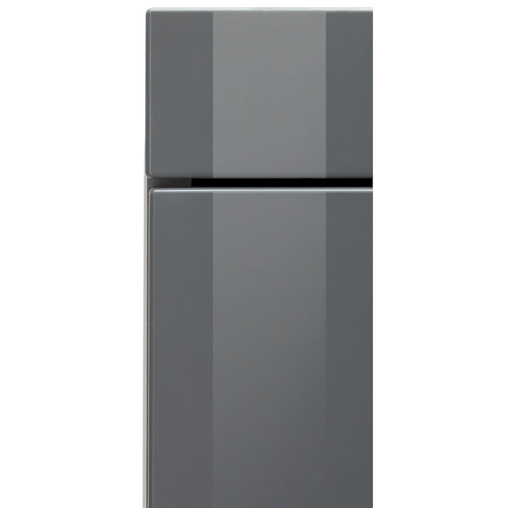 trendteam Waschmaschinenumbauschrank »Amanda«, Höhe 187 cm, Mehrzweckschrank mit Nische für Waschmaschinen in 60er Breite, viele Staraumfächer, MDF-Fronten in Hochglanz- oder Holzoptik