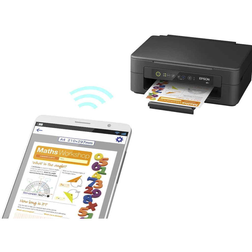 Epson Multifunktionsdrucker »Expression Home XP-2100 (P)«