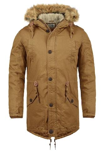 Solid Winterjacke »Clarki Teddy« kaufen