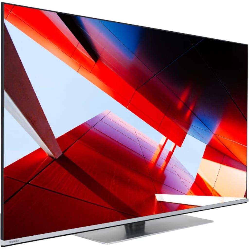 "Toshiba LED-Fernseher »50UL6B63DG«, 126 cm/50 "", 4K Ultra HD, Smart-TV, HDR10, Dolby Atmos"