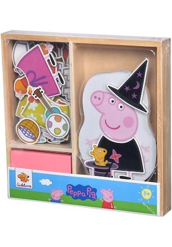 Eichhorn Puzzle »Peppa Pig magnetisches Umzieh-Puzzle«, FSC®-Holz aus gewissenhaft... kaufen