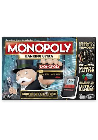 "Hasbro Spiel, ""Monopoly Banking Ultra"" kaufen"