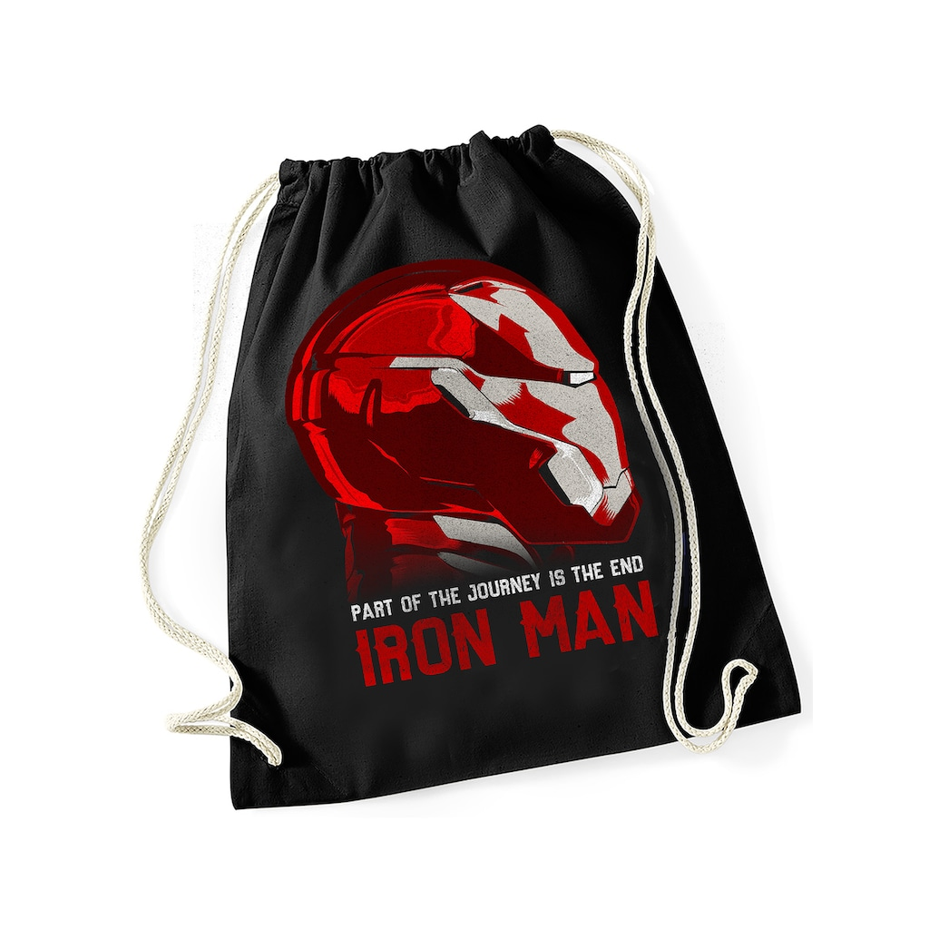 MARVEL Gymbag »Iron Man«