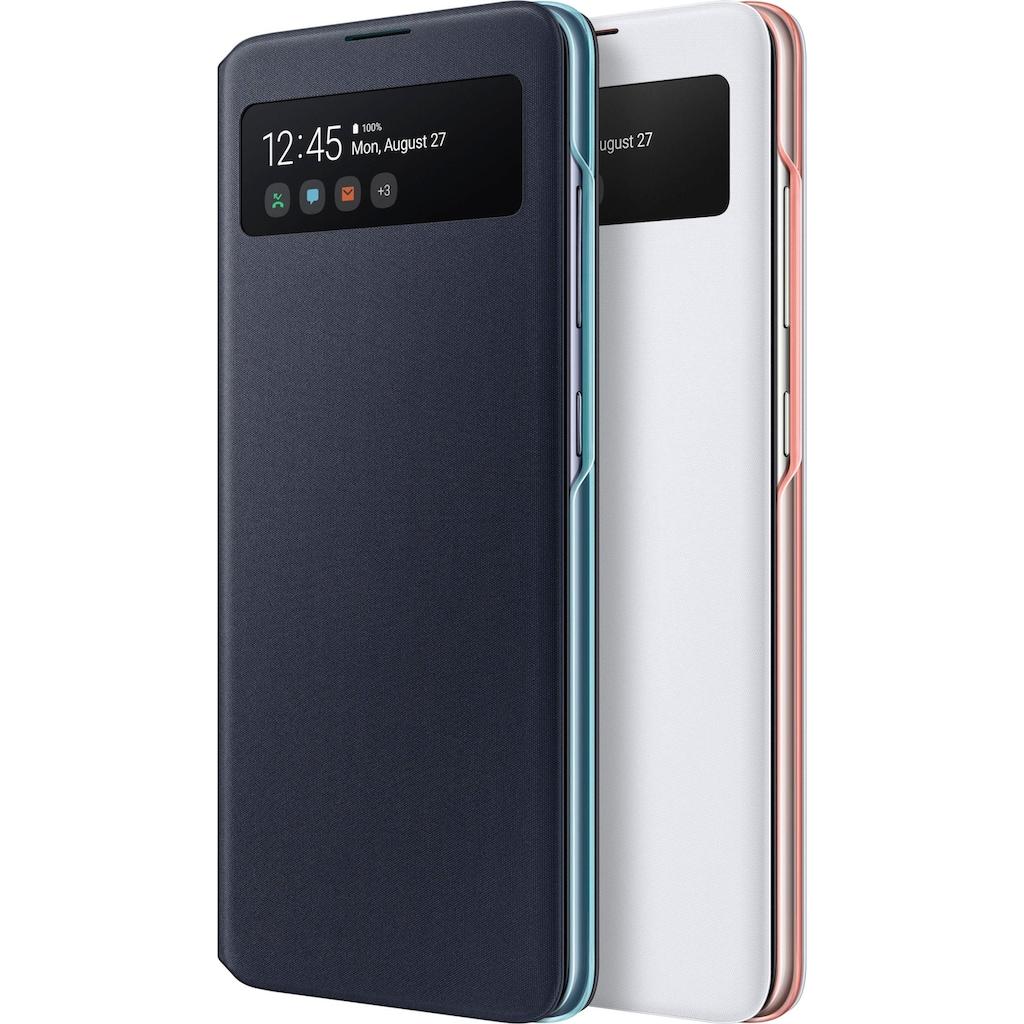 Samsung Smartphone-Hülle »EF-EA515 S View Wallet Cover für Galaxy A51«, Galaxy A51
