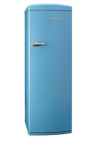 Telefunken Kühl - Gefrierkombination (311 Liter / blau) »TFK043FB2« kaufen