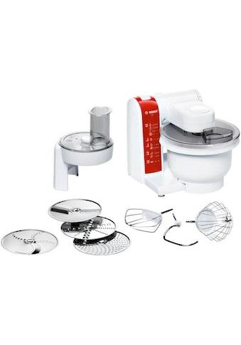 BOSCH Küchenmaschine MUM48010DE, 600 Watt, Schüssel 3,9 Liter kaufen