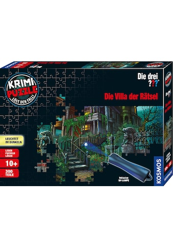 Kosmos Puzzle »Krimipuzzle Die drei ??? Die Villa der Rätsel«, Made in Germany kaufen