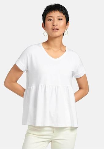 Peter Hahn V-Shirt »V-Shirt«, mit Fältchen kaufen