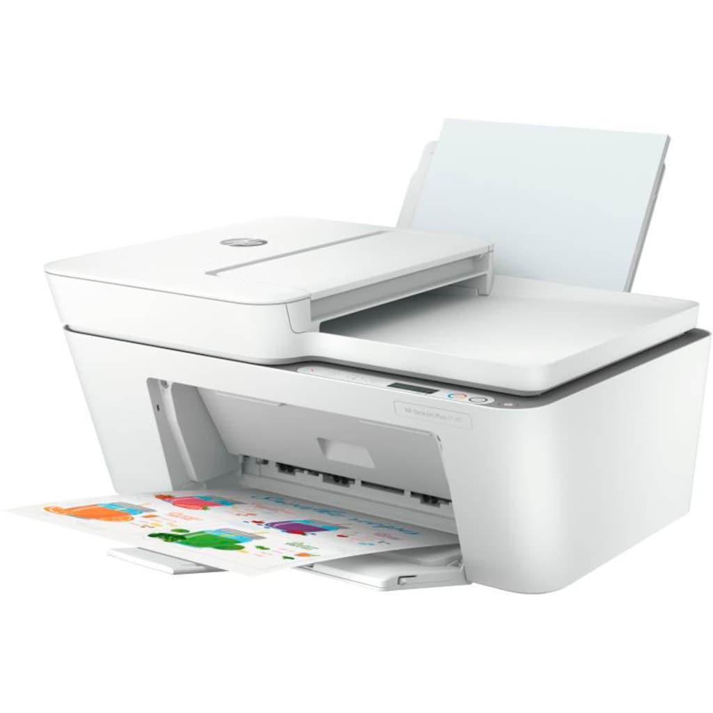 HP Multifunktionsdrucker »DeskJet Plus 4120 All in One Printer«