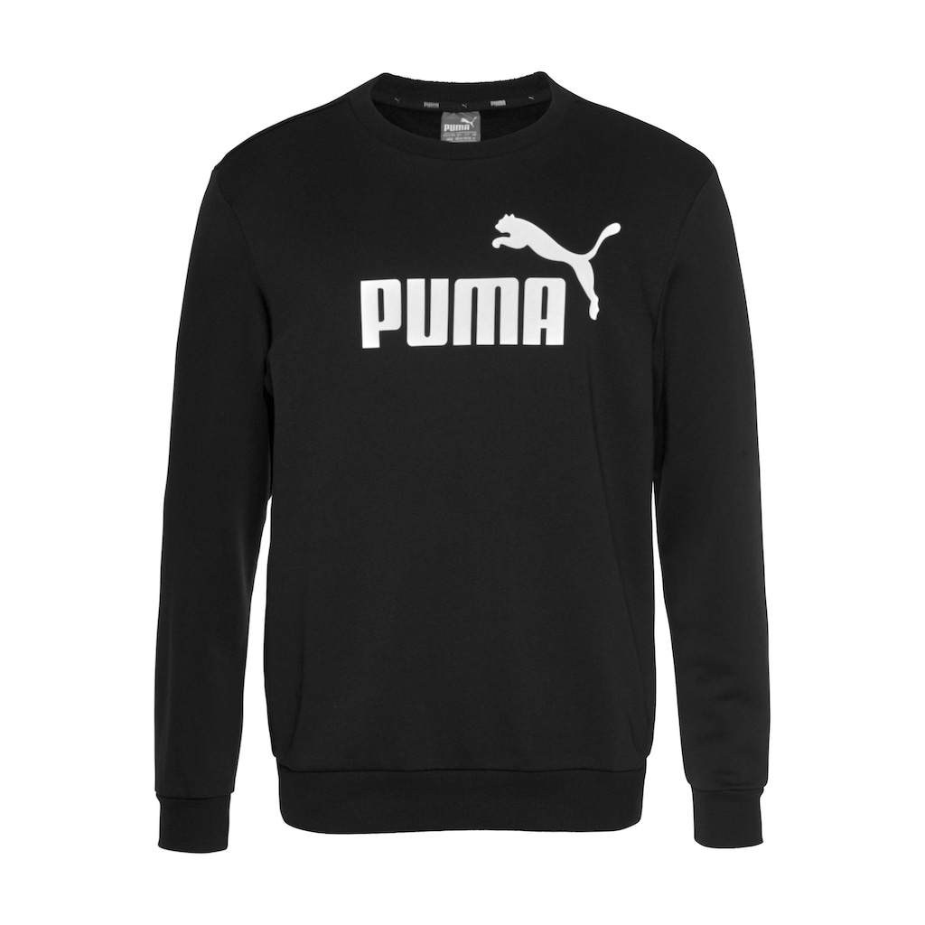 PUMA Sweatshirt »ESS LOGO CREW SWEAT TR BIG LOGO«