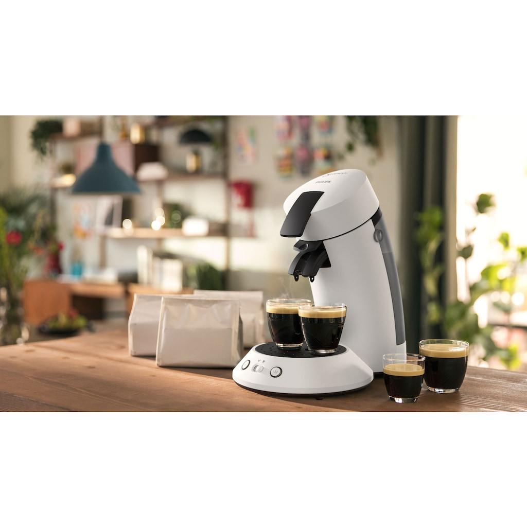 Senseo Kaffeepadmaschine »Original Plus CSA210/10«, inkl. Gratis-Zugaben im Wert von 5,- UVP