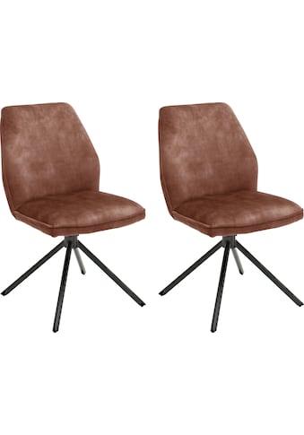 """MCA furniture Esszimmerstuhl """"Ottawa"""", 2er - Set kaufen"""