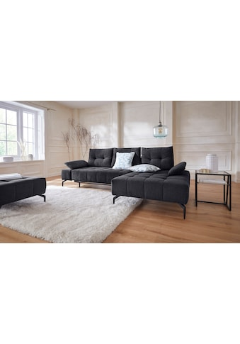 Guido Maria Kretschmer Home&Living Ecksofa, Inklusive Sitztiefenverstellung,... kaufen