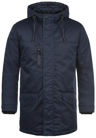 REDEFINED REBEL Langjacke »Mule«, warme Jacke mit Brusttasche kaufen