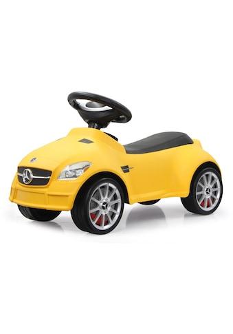 "Jamara Rutscherauto ""JAMARA KIDS Mercedes SLK55 AMG gelb"" kaufen"