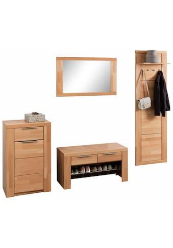 Woltra Garderoben-Set »Zara«, (Set, 4 St.) kaufen