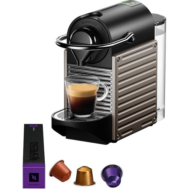 Nespresso Kapselmaschine XN304T Pixie