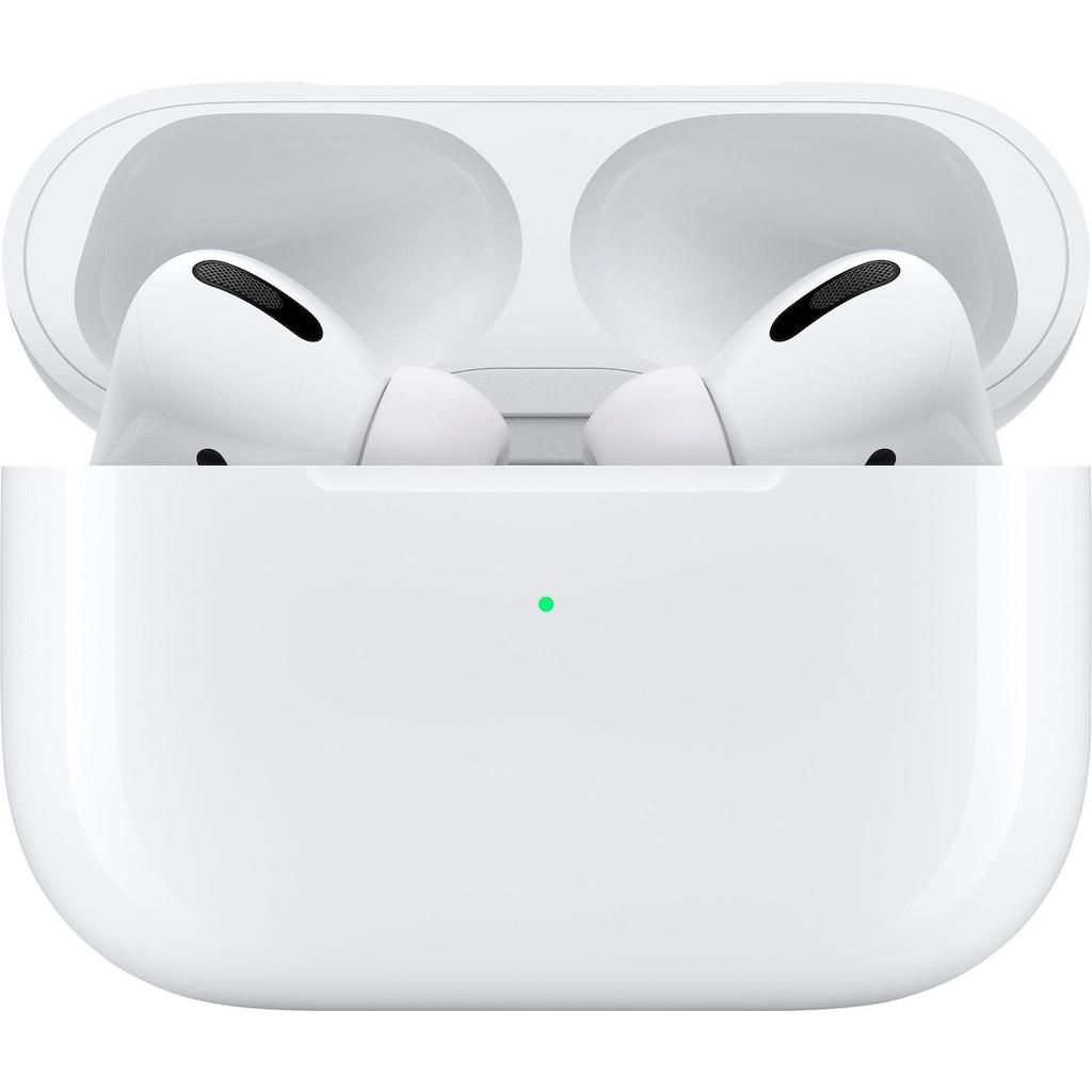 Apple wireless In-Ear-Kopfhörer »AirPods Pro (2019), mit Ladecase«, MWP22ZM/A