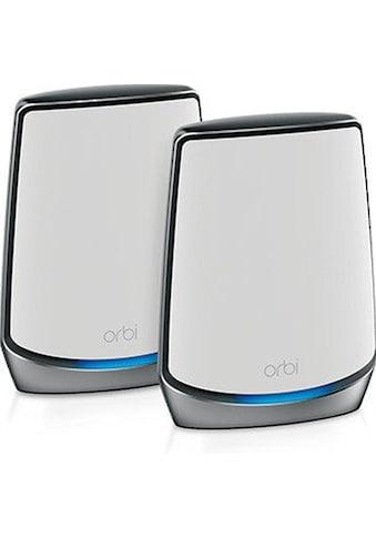NETGEAR Netzwerk-Switch »Orbi WiFi-6-System AX6000 (RBK852)« kaufen