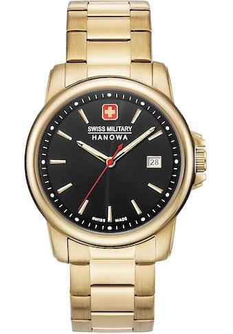 Swiss Military Hanowa Schweizer Uhr »SWISS RECRUIT II, 06-5230.7.02.007« kaufen