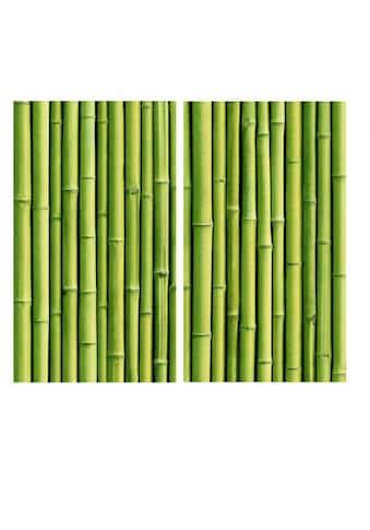 Wall-Art Herd-Abdeckplatte »Küche Herdabdeckplatte Bambus«, (Set, 2 tlg.) kaufen