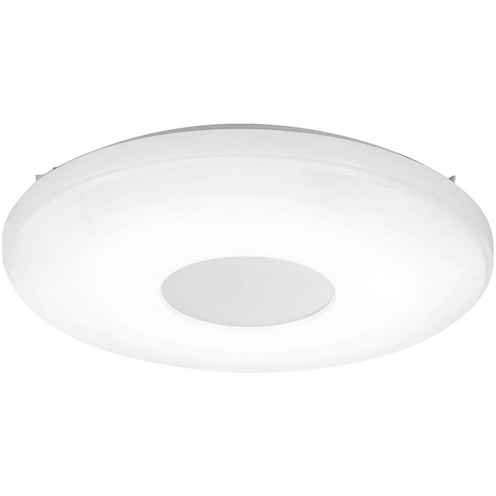 Leuchten Direkt Deckenleuchte »LAVINIA«, LED-Board, Warmweiß-Neutralweiß-Tageslichtweiß, CCT Farbtemperaturregelung (verstellbar von 2700-5000K) Dimmbar über Fernbedienung Memory nach Trennung vom Netz, Ø 44 cm