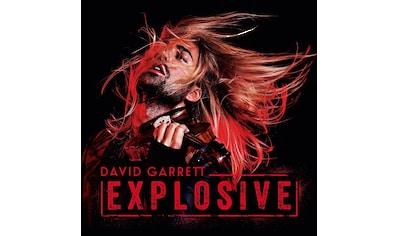 Musik-CD »Explosive / Garrett,David« kaufen