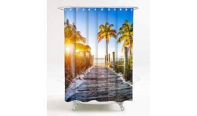SANILO Duschvorhang »Fort Lauderdale«, 180 x 200 cm kaufen