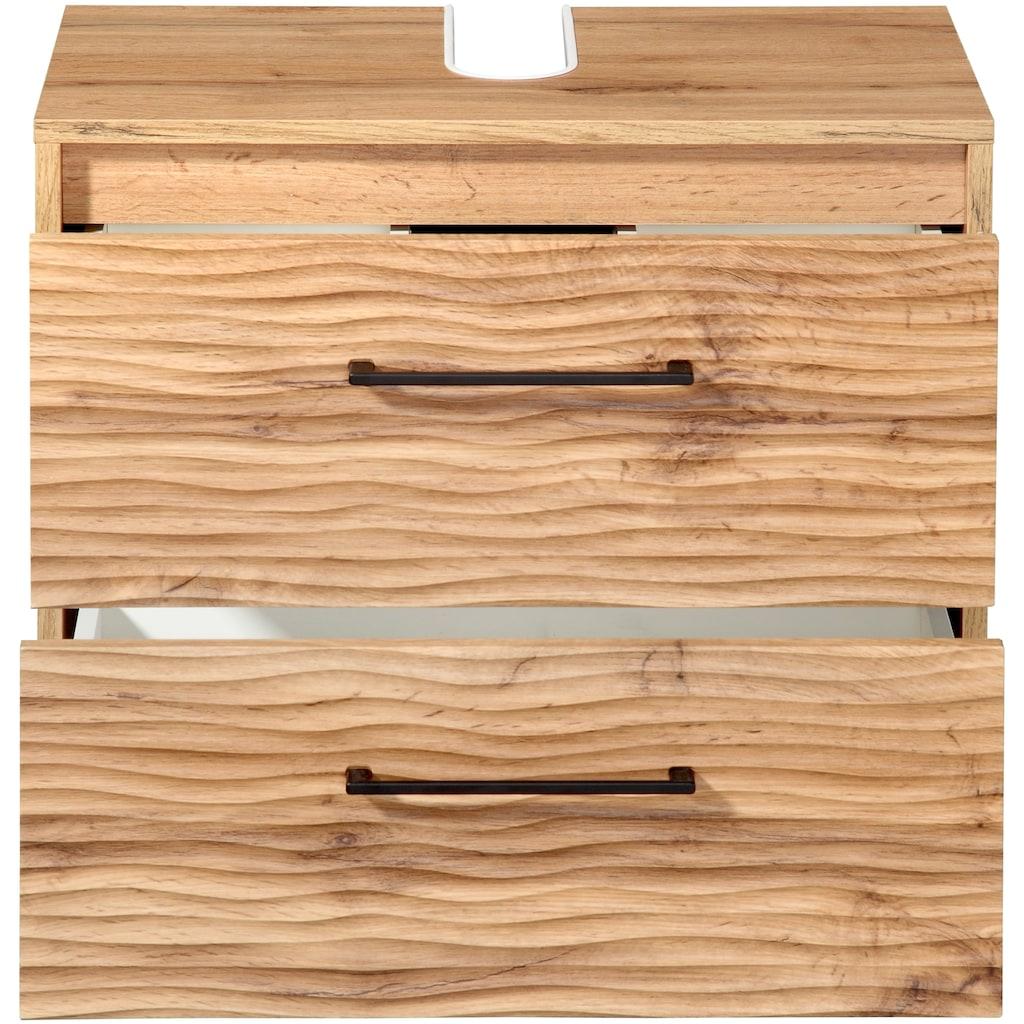 welltime Waschbeckenunterschrank »Canada«, Breite 60 cm