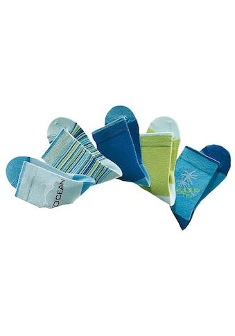 H.I.S Socken, (5 Paar), mit verstärkter Ferse & Spitze kaufen