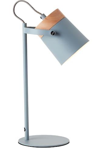 Lüttenhütt Tischleuchte »Hilla«, E14, blau, E14, max. 25W, H: 36 cm kaufen