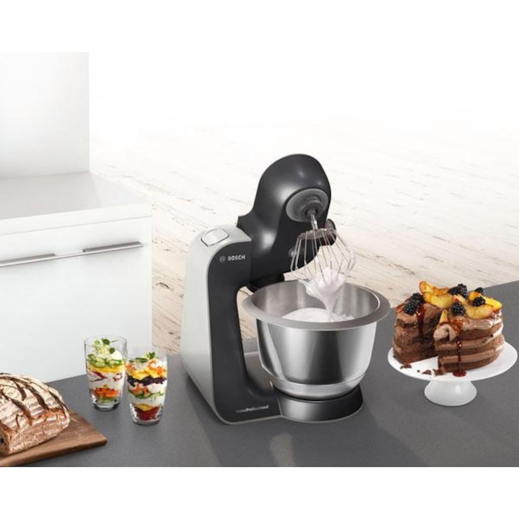 BOSCH Küchenmaschine »HomeProfessional MUM59N26DE«, 1000 W, 3,9 l Schüssel
