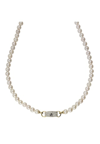 Diamonds by Ellen K. Collier 585/- Gelbgold Perlen kaufen
