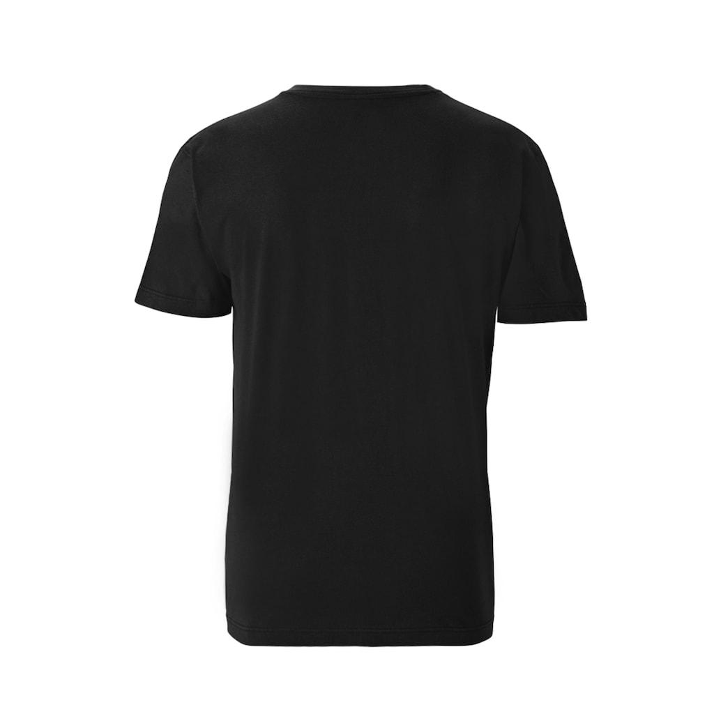 LOGOSHIRT T-Shirt mit Pac Man-Print