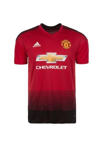 adidas Performance Fußballtrikot »Manchester United 18/19 Heim« kaufen