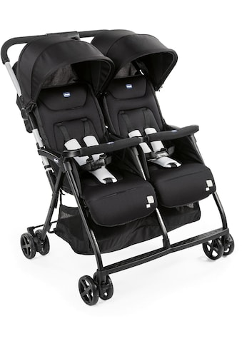 Chicco Zwillingsbuggy »OHlalà Twin, Black Night«, 15 kg kaufen