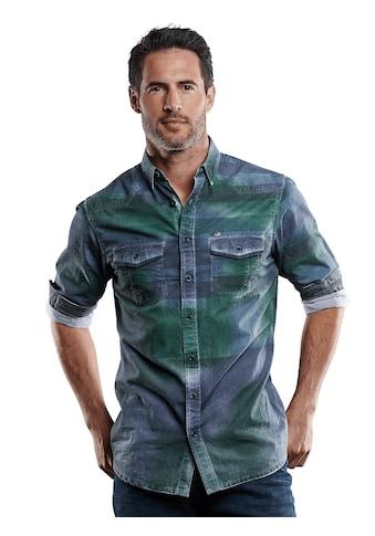 Engbers Langarmhemd im Westernlook kaufen